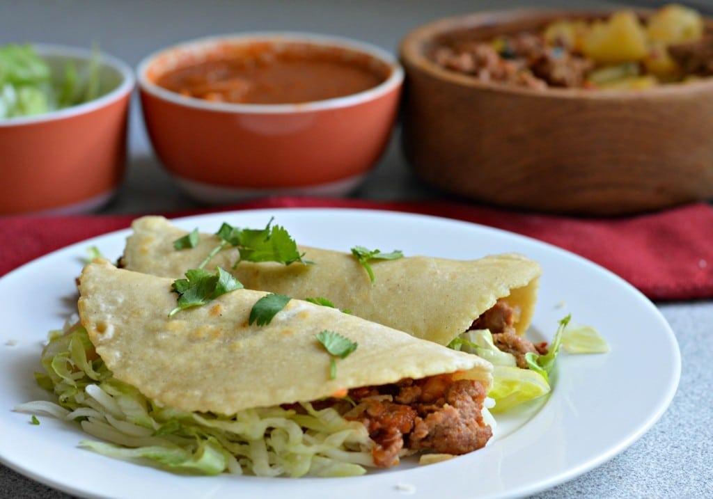 plats mexicains